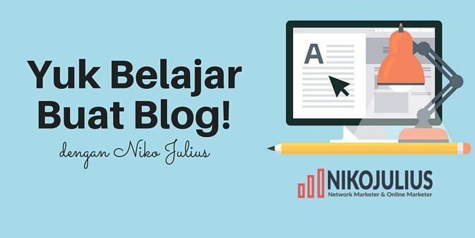 Bagaimana Cara Membuat Blog Mudah dalam 10 Menit!