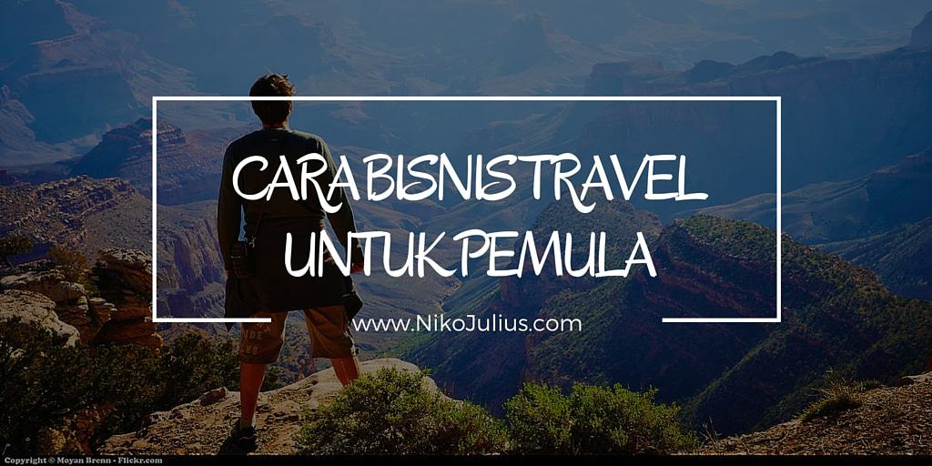 cara bisnis travel
