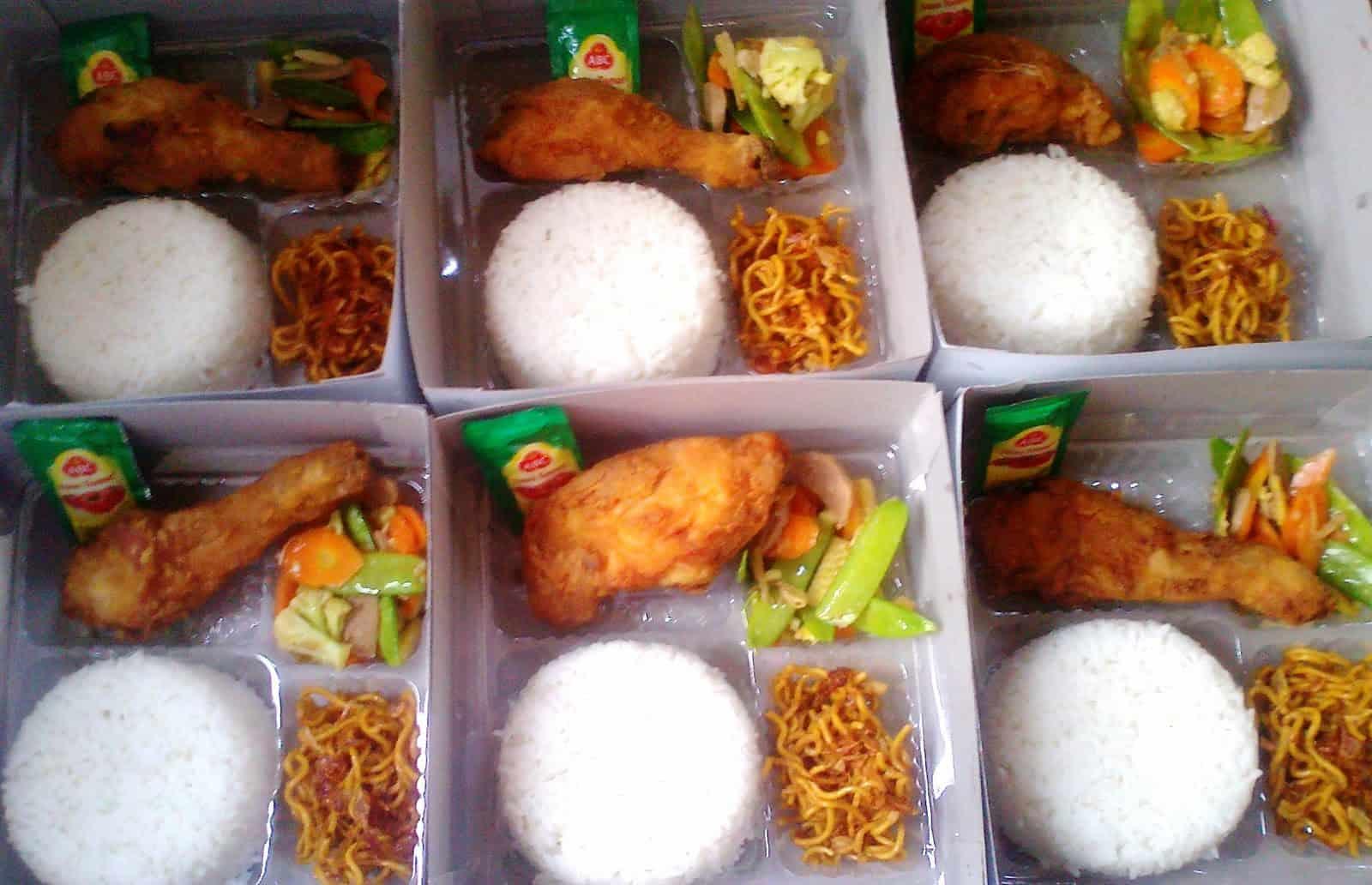 Cara Promosi Nasi Kotak Agar Cepat Laris dan Terkenal