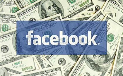Mendapat uang dari facebook